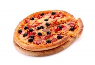 Cafemarkt pizza malzemeleri ile pizza