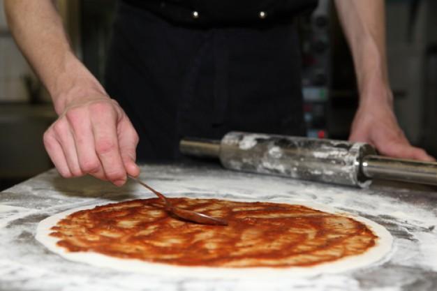 Profesyonel pizza malzemeleri