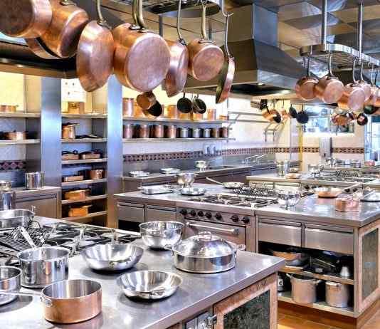 endüstriyel mutfak ekipmanları listesi