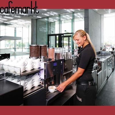 WMF bistro kahve makinesi