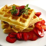 Waffle Yeri Açmak