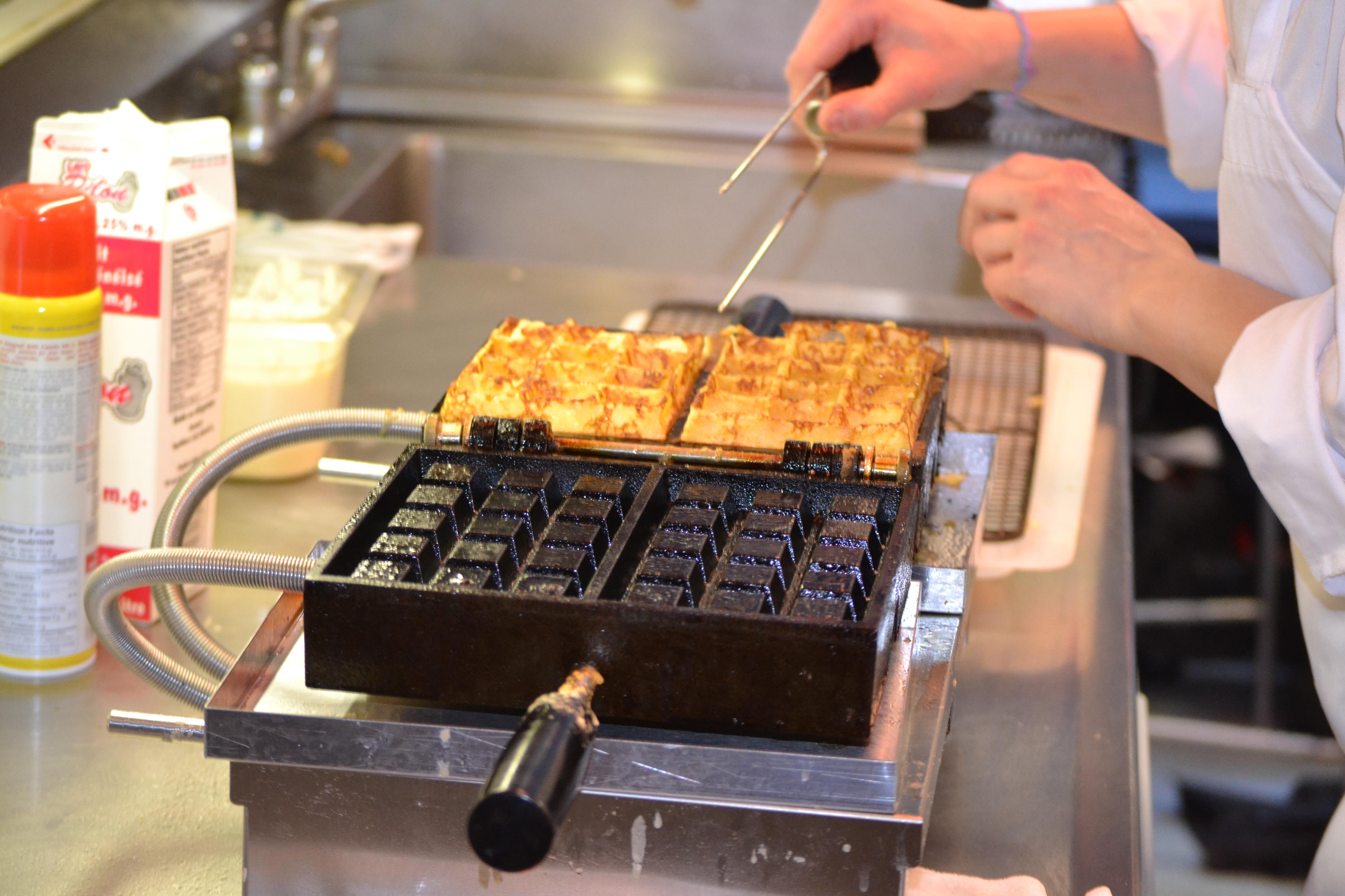 Waffle Evi Açmak