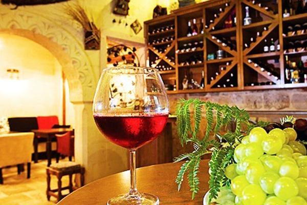 Şarap evi açmak