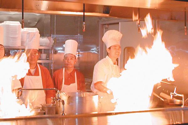 Çin restoranı açmak