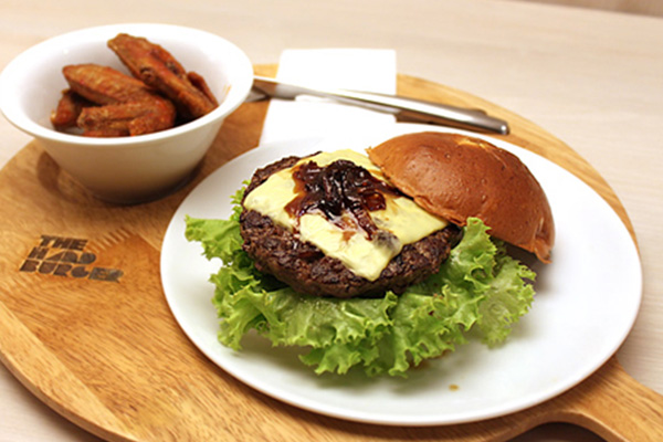 Hamburger-sunumlari