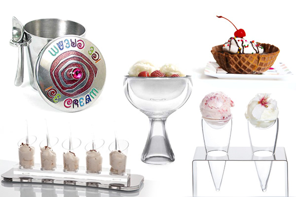 dondurma sunumlari