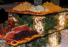 Açık Büfe Meyve Sunumları