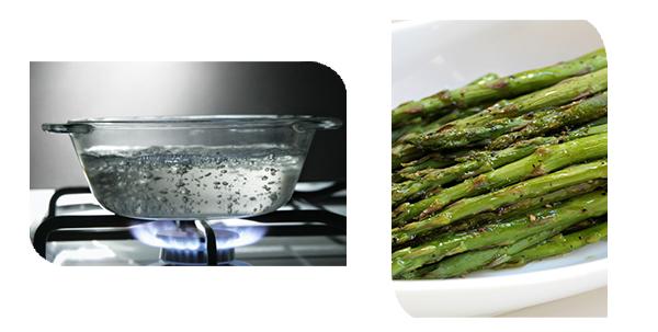 Pişirme teknikleri haşlama