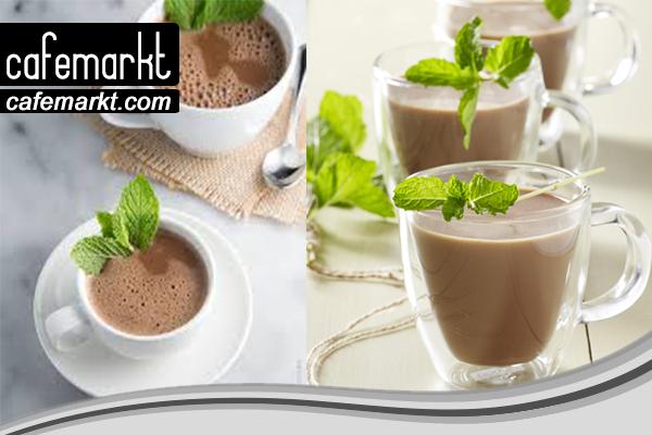 Naneli Sıcak Çikolata