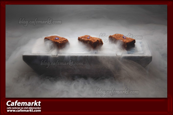 Mutfaklarda Sıvı Nitrojen Devri