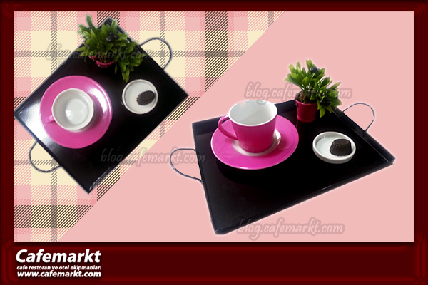 Kahve Sunum Konsepti Cafemarkt