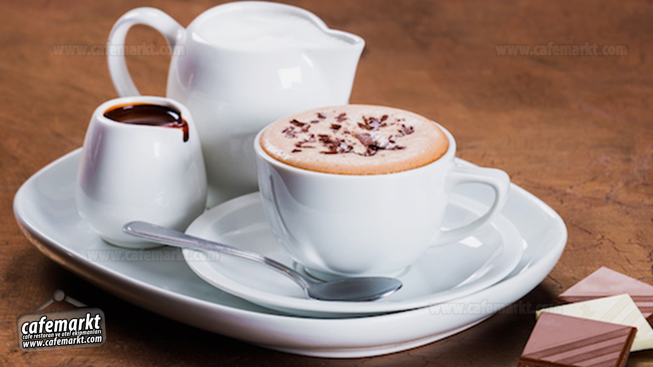 Sıcak çikolata Makinesi Sahlep Makinesi