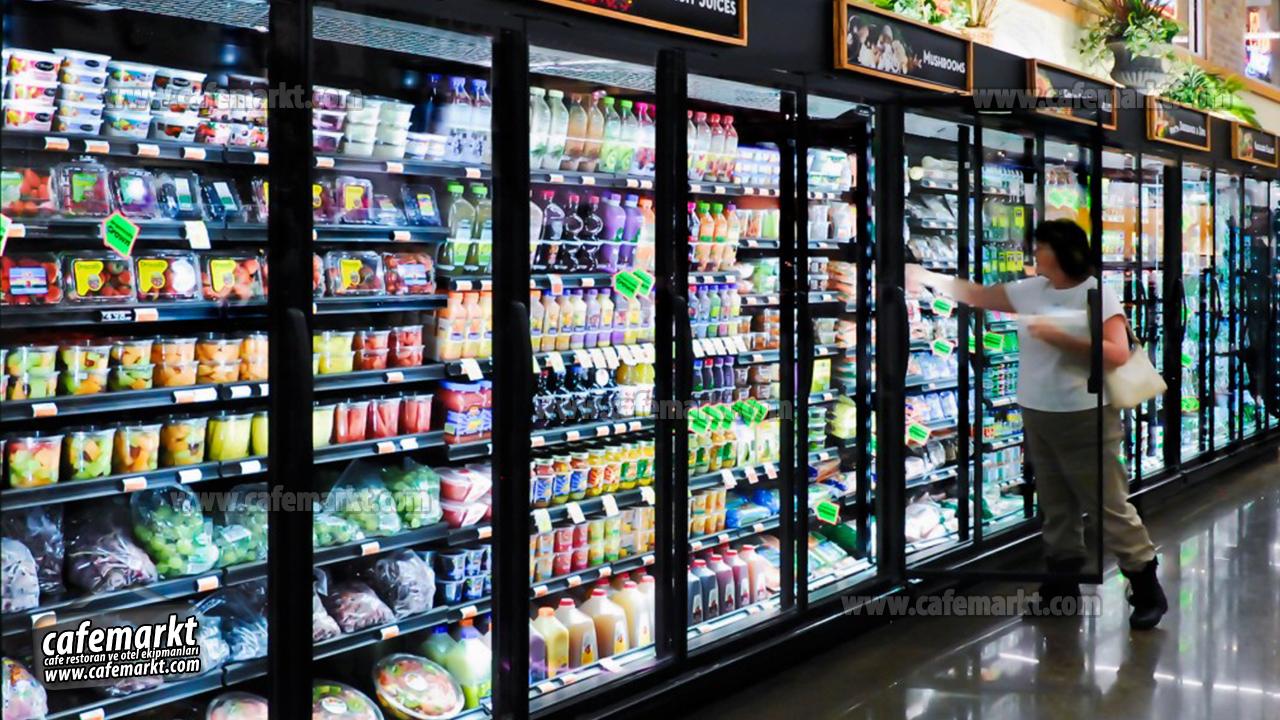 Sanayi tipi buzdolabı endüstriyel buzdolabı