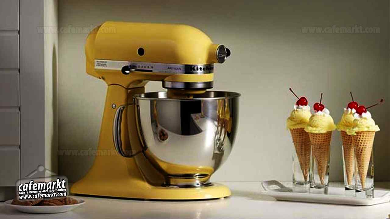 Kitchenaid-Mikser