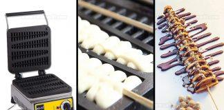 Çubuk-Waffle-Makinesi