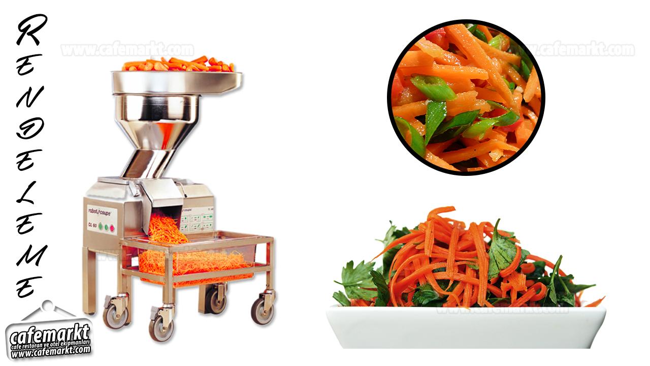 Sebze Doğrama Makinası