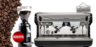 Nuova Simonelli Kahve Makinesi-Cafemarkt
