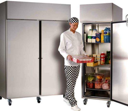 Endustriyel Buzdolabi