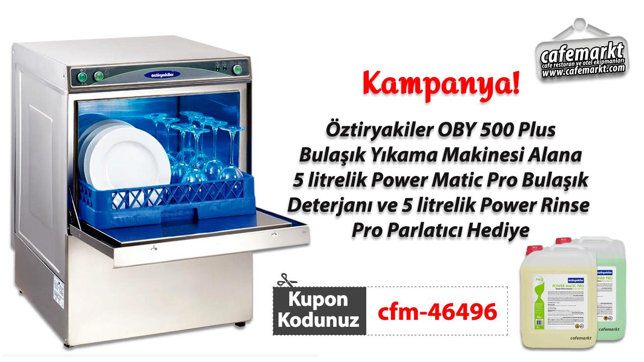 Öztiryakiler Bulaşık Makinesi Hediye Kampanyası