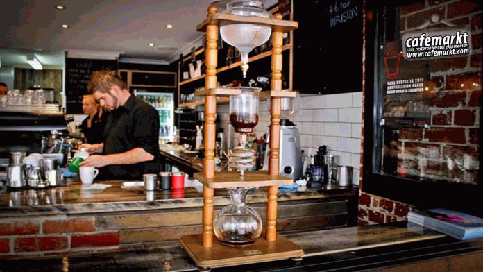 Damlama Kahve Yapıcılar