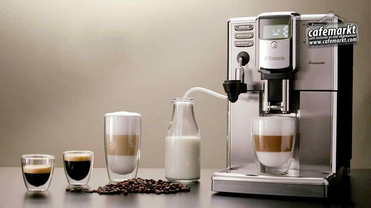 Profesyonel kahve makinesi